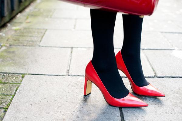 Женская осенняя обувь – 2014