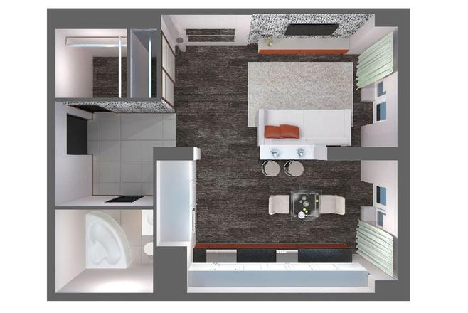 недвижимость, квартира, семья, новое жилье, дом, оформление интерьера