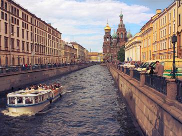 Блэкаут в Петербурге