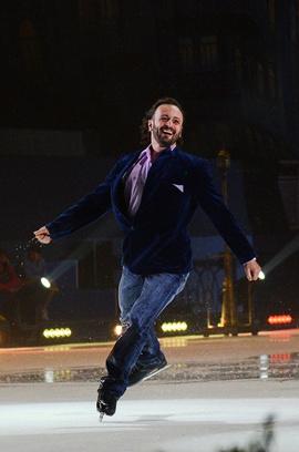 Илья Авербух, ледовое шоу-мюзикл Огни большого города
