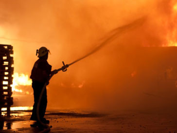 Владельцам сгоревшего помещения грозит тюремное заключение