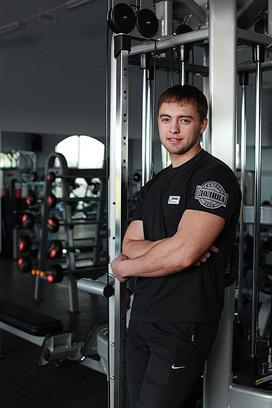 Омск, фитнес-тренеры Омска, фитнес-клубы Омска, Роман Саблин