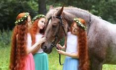Кто всегда на коне? 11 челябинских амазонок