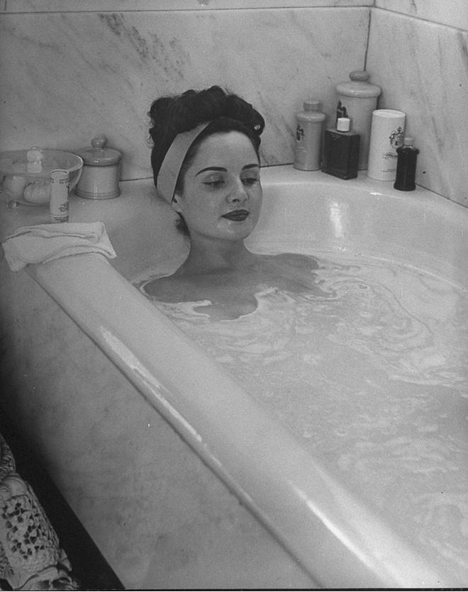ванна с уксусом для похудения