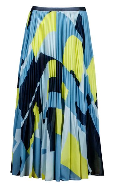 Длина волны: 25 модных юбок макси этого лета   галерея [4] фото [4]
