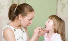 Народные секреты лечения горла ребенка