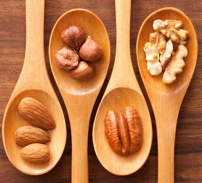 Ореховый Спас. Миндаль, фундук и грецкий орех для красоты рязанок
