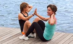 Двойной эффект: парный фитнес