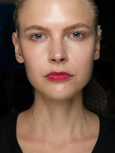 Тренд: ягодные губы