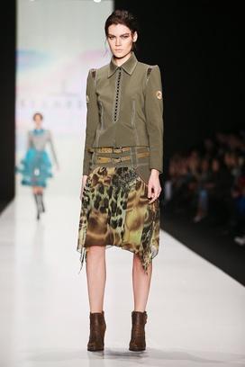 Светлана Бекарева. Неделя моды сезона осень-зима/2015–2016