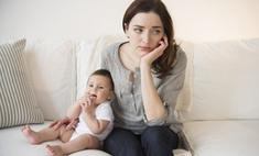 Мама в депрессии: 5 способов поднять себе настроение