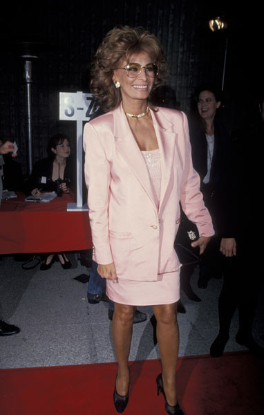 Софи Лорен, 1994 год