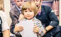 Кожевникова впервые показала подросшего сына