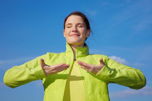 Дыхательная гимнастика для похудения. Видео