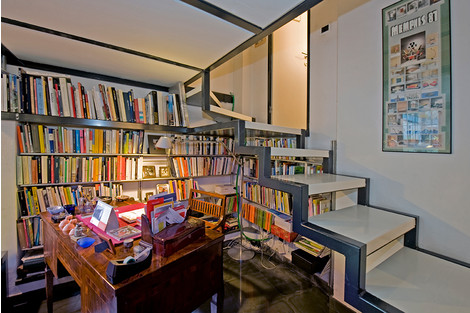 Топ-10: дизайнерские квартиры в Милане | галерея [7] фото [9]