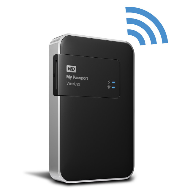 жёсткий диск WD My Passport Wireless