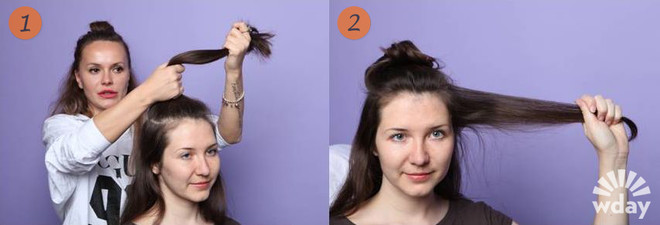 Как сделать локоны выпрямителем для волос в домашних условиях