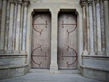 В Цюрихе нашли дверь, которой 5 тыс. лет