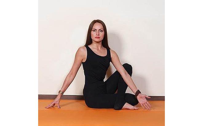 Виктория Ангел, тренер по йоге, фото