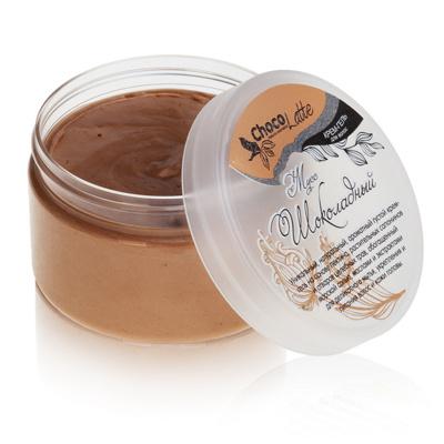 Мусс-шампунь «Шоколадный», Chocolatte