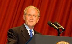 Вышли мемуары Джорджа Буша-младшего