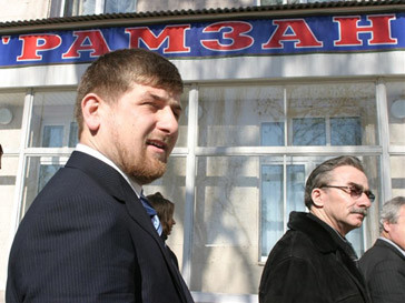 Глава Республики Рамзан Кадыров