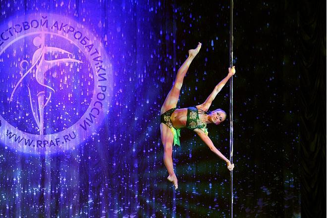 Названа лучшая рole dance танцовщица Петербурга