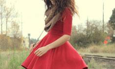 Осенний калейдоскоп: 10 теплых платьев