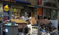 Профсоюзы Франции намерены продолжать выступления