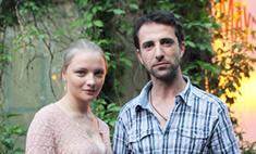 Вилкова и Любимов окрестили сына