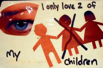 «Из своих детей я люблю только двоих»