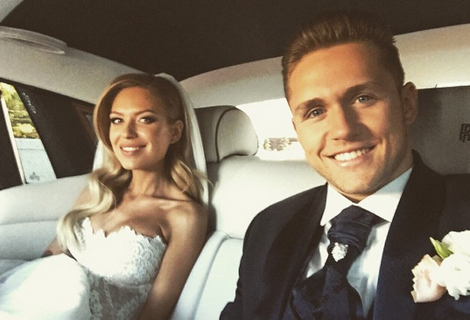 Дакота и Влад Соколовский свадьба