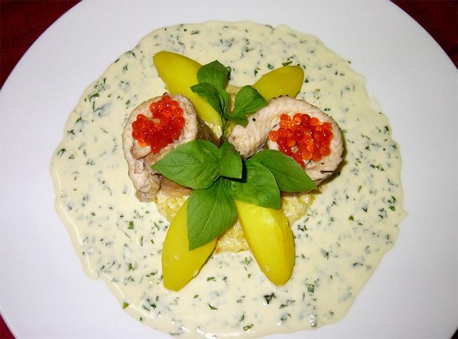 Стерлядь и рецепты 106
