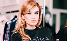 Ксения Бородина носит копию платья Ким Кардашьян