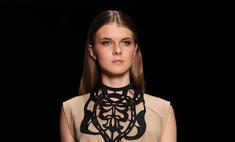 Осень-2013: коллекция Borodulin's на российской Неделе моды