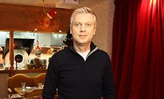 Светлаков открыл ресторан для среднего класса