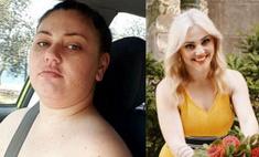 Молодая мама похудела на 50 кило, начав больше есть