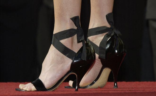 звезды с большим размером ноги Николь Кидман
