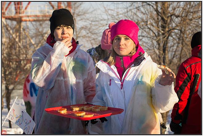 Магнитогорск, День снега, экопарк, праздник