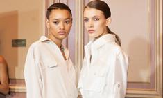 Неделя моды в Париже: backstage показа Valentin Yudashkin