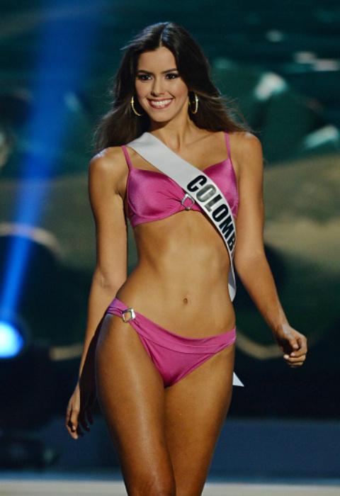 Мисс Вселенная: Колумбия Паулина Вега