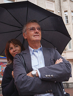 Тони Уиллер в Москве