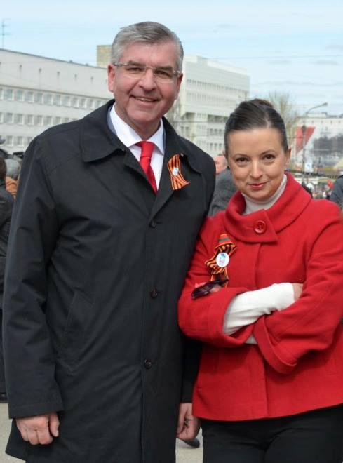 Игорь и Ольга Сапко