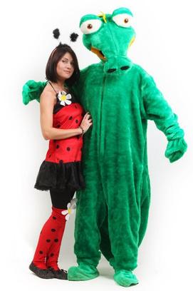 костюмы на Хэллоуин в Уфе
