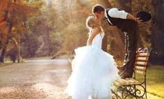 5 причин сыграть свадьбу в ноябре