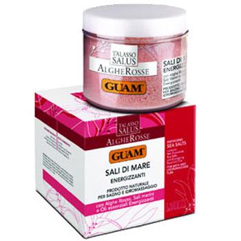 Соли GUAM являются прекрасным подготовительным средством для последующих антицеллюлитных процедур