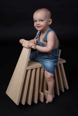 Детская качалка «Трещотка» от Ярослава Мисонжникова