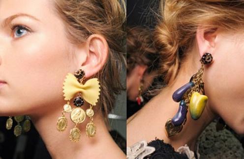 Бижутерия от Dolce&Gabbana