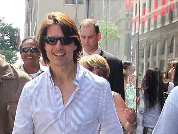 Том Круз (Tom Cruise) переквалифицировался в пилота Формулы-1