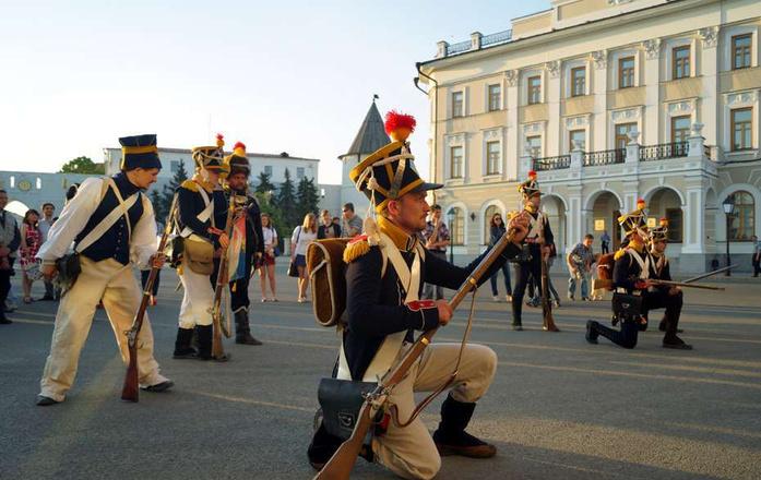 Ночь музеев в Казан